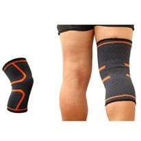 Copper Ion Knee Support - 1 Pair