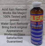 GLEAN - ACID RAIN and WATERMARKS REMOVER