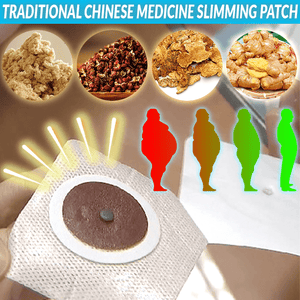 TRADITIONAL CHINESE SLIMMING PATCH BY EZYTONE- (30 PATCHES/BOX)