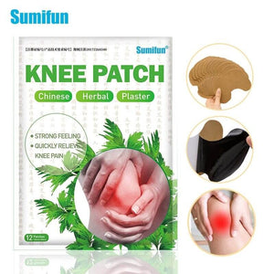 SUMIFUN® KNEE PAIN ARTHRITIS PATCH - (1 BOX/12 PATCHES)