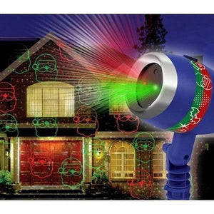 Xmas Laser Light Magic