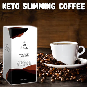 GOKETO 3 IN 1 COFFEE MIX WITH MCT