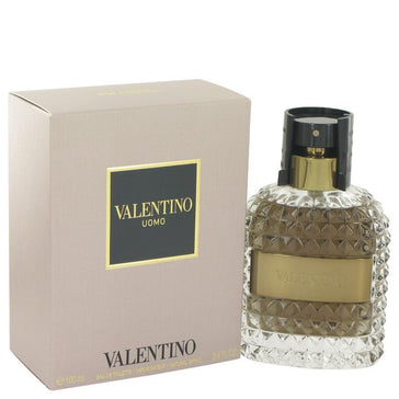 Valentino Uomo by Valentino Eau De Toilette Spray 3.4 oz