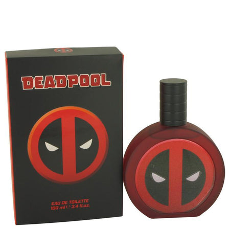 Deadpool by Marvel Eau De Toilette Spray 3.4 oz