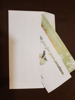 Soaring Eagle Outfitters Gift Certificate
