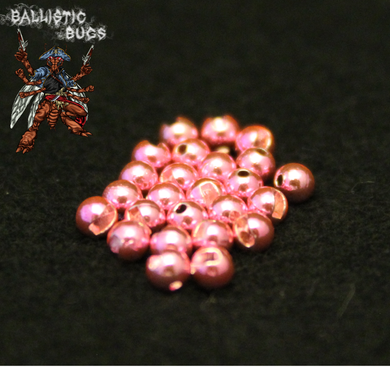 Ballistic Metallic Slotted Tungsten Beads