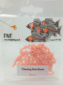 FNF Chewing Gum Worm Material