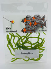 FNF Squirmy Worms