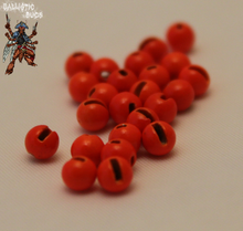 Ballistic Painted/Matte Slotted Tungsten Beads