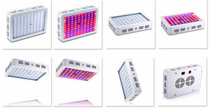2018 NEW BESTVA LED GROW LIGHTS FULL SPECTRUM