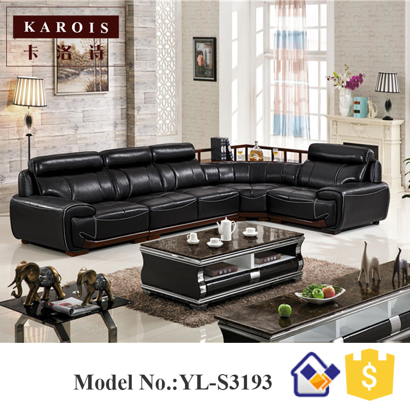 luxury chesterfield living room furniture u shaped sectional lovesac sofafurniture guangzhou - Lovesac Sofa
