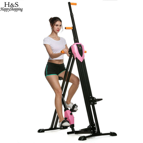 2018 NEW VERTICAL CLIMBER EXERCISE FITNESS MACHINE/ CARDIO STEPPER EQUIPMENT