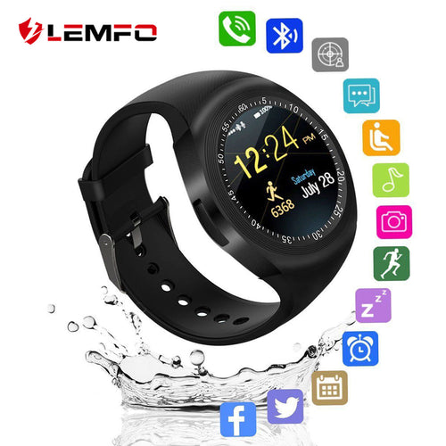 2018 NEW BLUETOOTH  SIM CARD SMART WATCH MEN/WOMEN /ANDROID/IOS
