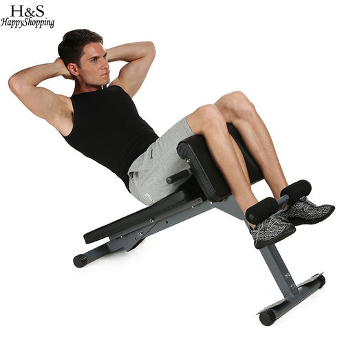 2018 NEW PRO AB CORE STRENGTHING FITNESS EQUIPMENT/SIT-UP BENCH