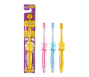 Junior Toothbrush(5-12 years) 3 Units