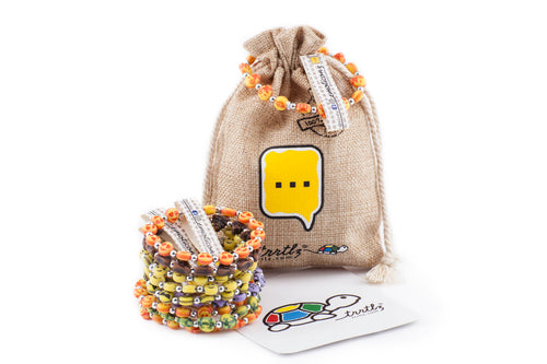 Emoticonz 10 Bracelet Pack