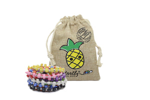 Pineapplez 10 Bracelet Pack