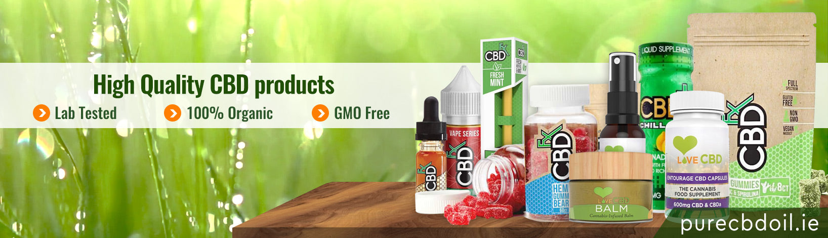 CBD Vape Oil E-Liquids - Buy Cannabidiol Products – Pure CBD