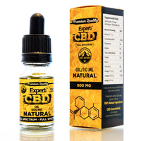 Cbd Oil Drops - Natural CBD OIL