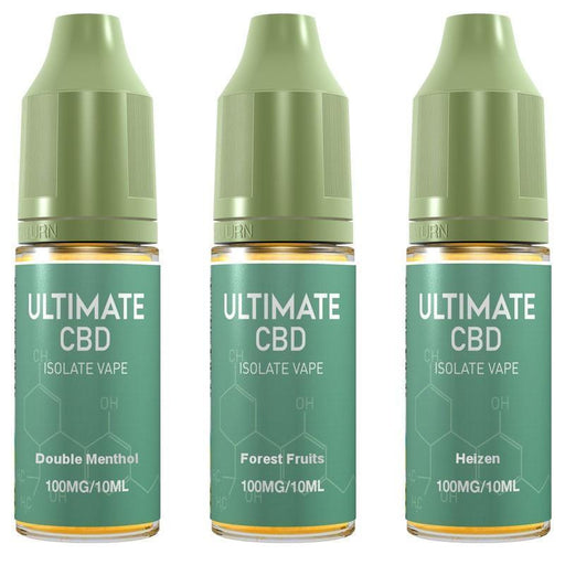 Cbd Vape Oil - CBD Vape Oil 10ml