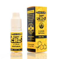 Cbd Vape Oil - Natural CBD E-liquid