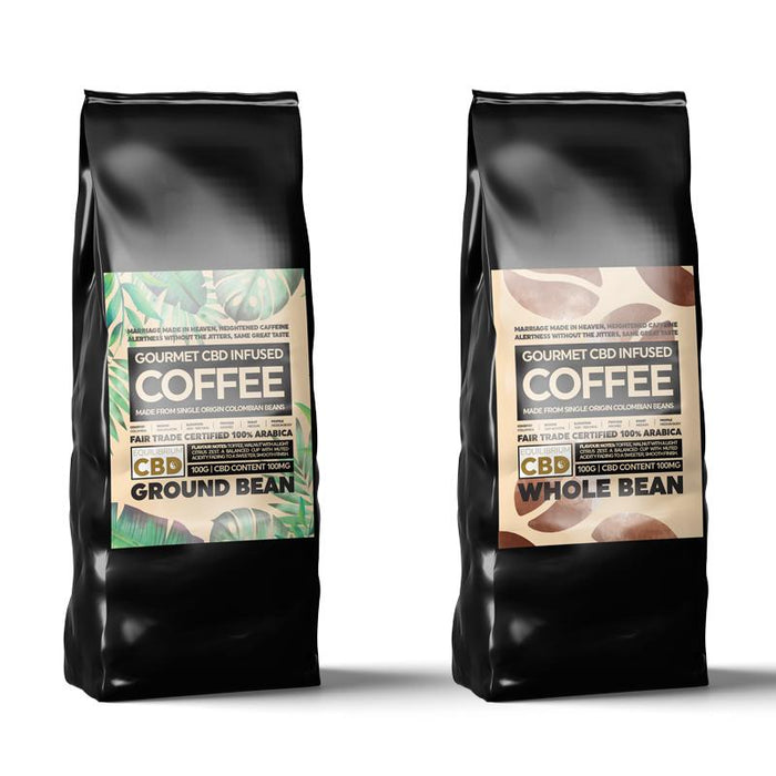 Edibles - CBD Coffee