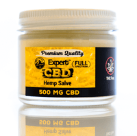 CBD Hemp Salve 500mg