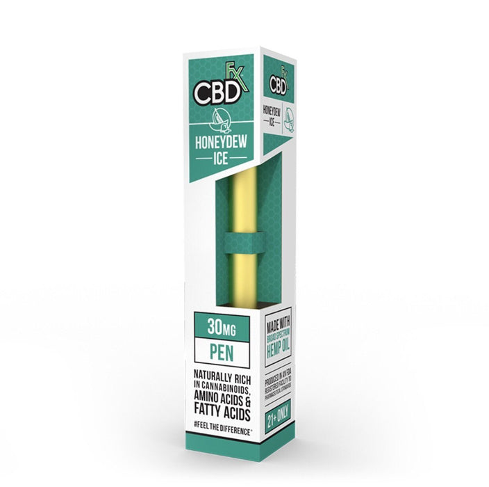 Vaping - CBD Vape Pen 30mg