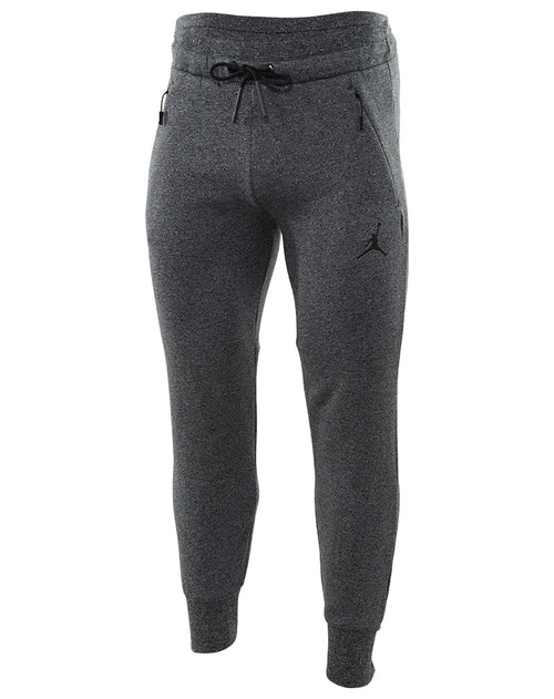 f3319625255949 Jordan Icon Fleece Cuffed Sweatpants Mens Style   809472