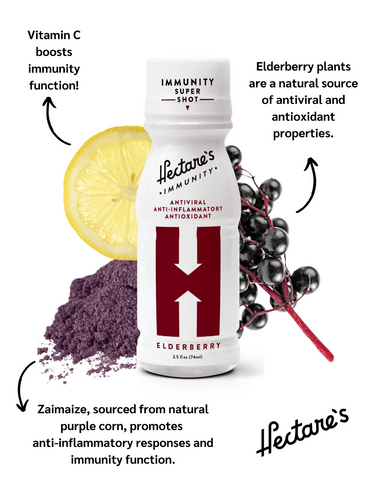 Elderberry Immunity Super Shot