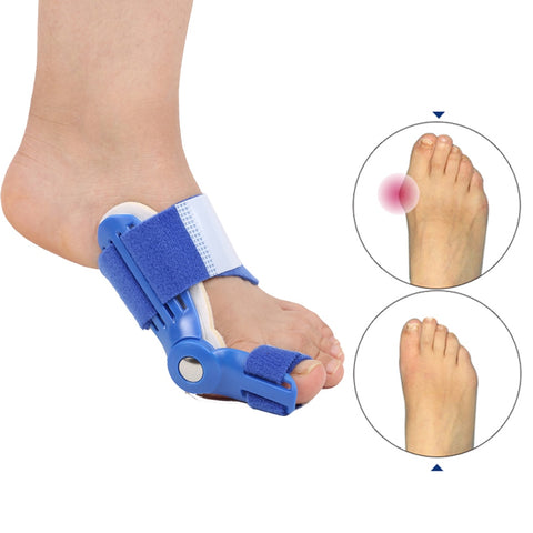 Big Toe / Hallux Valgus / Bunion Orthotics Protection, Corrector & Straightener