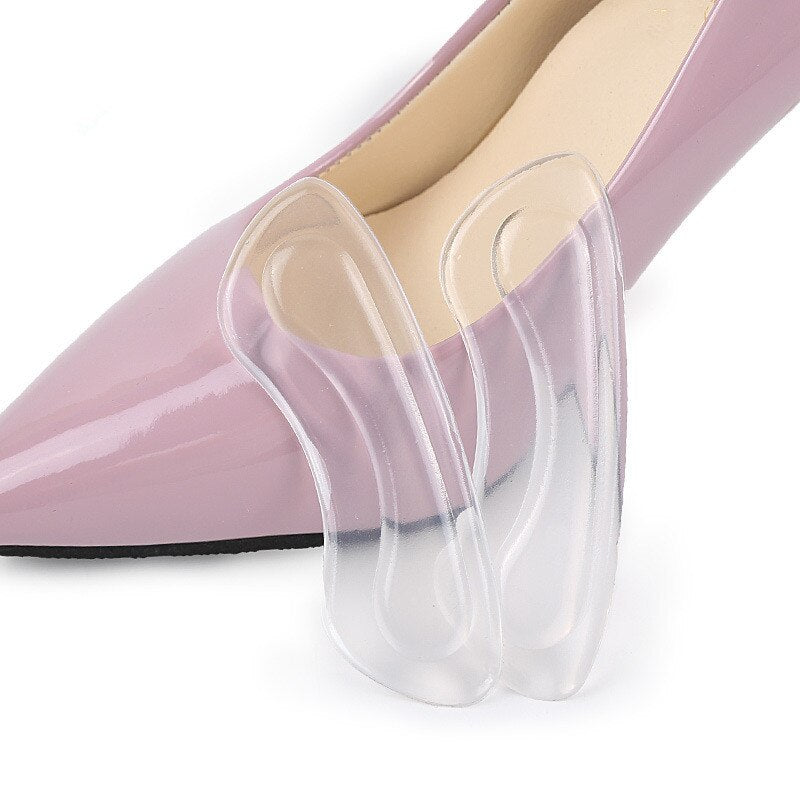 Silicone Gel Protector Liner For Upper Heel