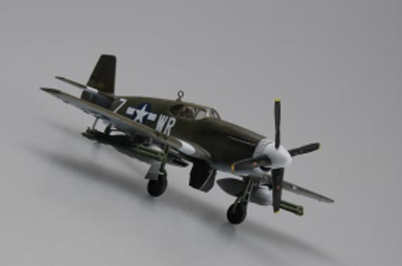 "Model Assembly Kit - UK P-51B ""Mustang"" Airforce Fighter Plane"