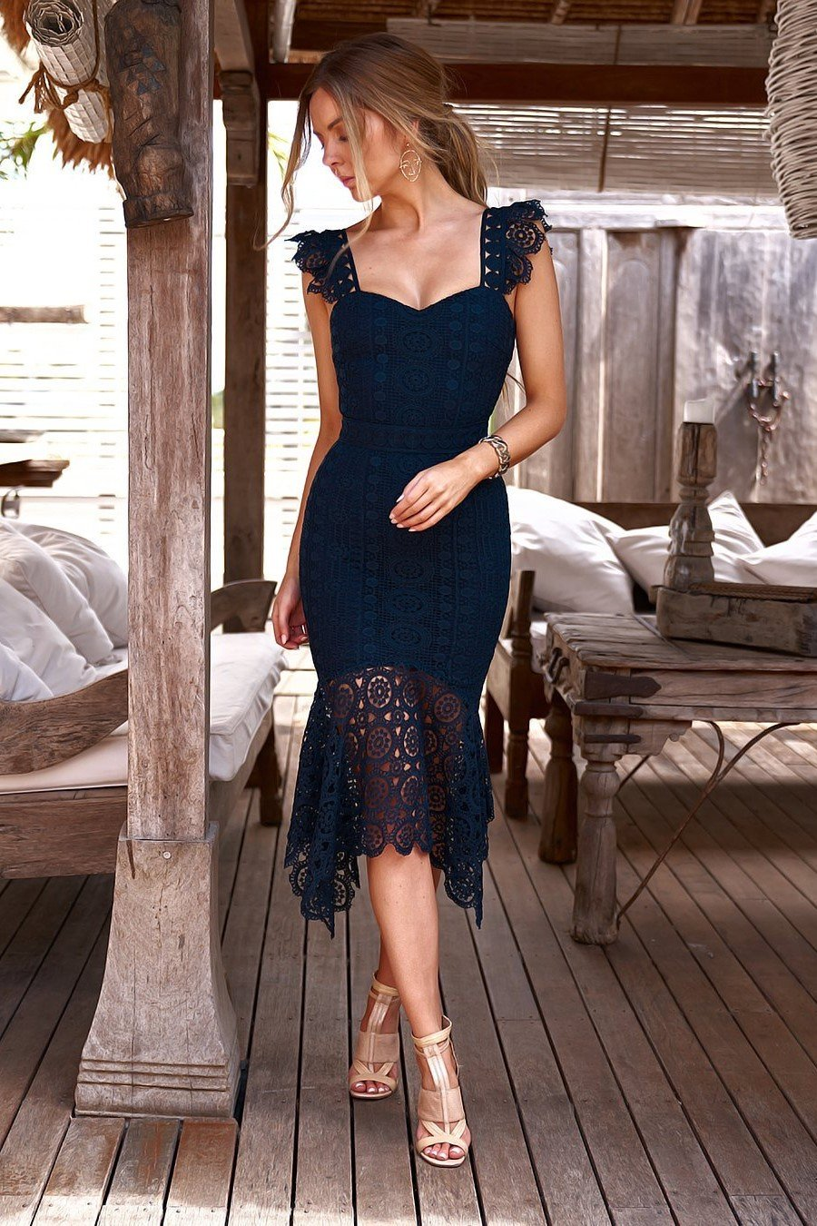 [Premium Quality Women's Special Occasion Dresses Online]-Chalk Gazelle Boutique