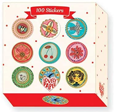 100 Stickers Aurelia