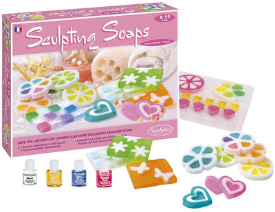 Sculpting Soaps