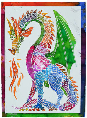 Aquarellum Junior - Dragons