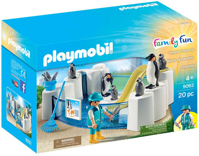 Playmobil Penguin Enclosure