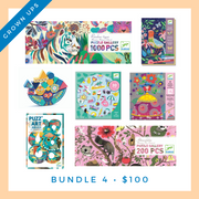 Djeco Bundle #4 (For Grownups!)