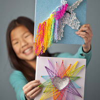 Craft-tastic Unicorn String Art Kit
