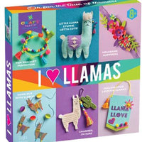Craft-tastic I Love Llamas Kit