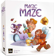 Magic Maze Game