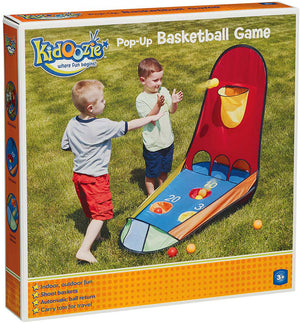 Kidoozie Pop-Up Basketball Game