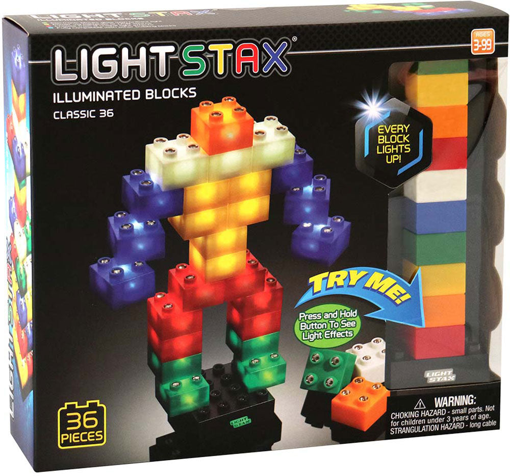 Light Stax® Junior Classic 36 Piece Set
