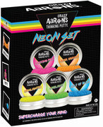 Crazy Aaron's Thinking Putty Neon Set