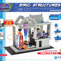 Snap Circuits Bric: Structures 20 Projects