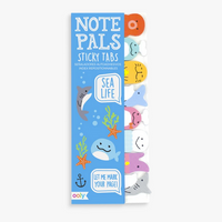 Note Pals Sea Life Stick Tabs