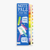 Note Pals Colorful Pencils Sticky Tabs