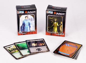 World's Smallest Magic: The Gathering Duel Decks