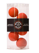 Red Foam Slinghshot Balls